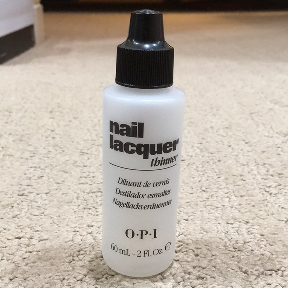 O•P•I Other | Opi Nail Lacquer Thinner | Poshmark